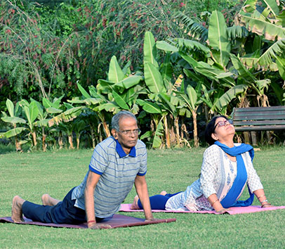yoga - Old Age Solutions