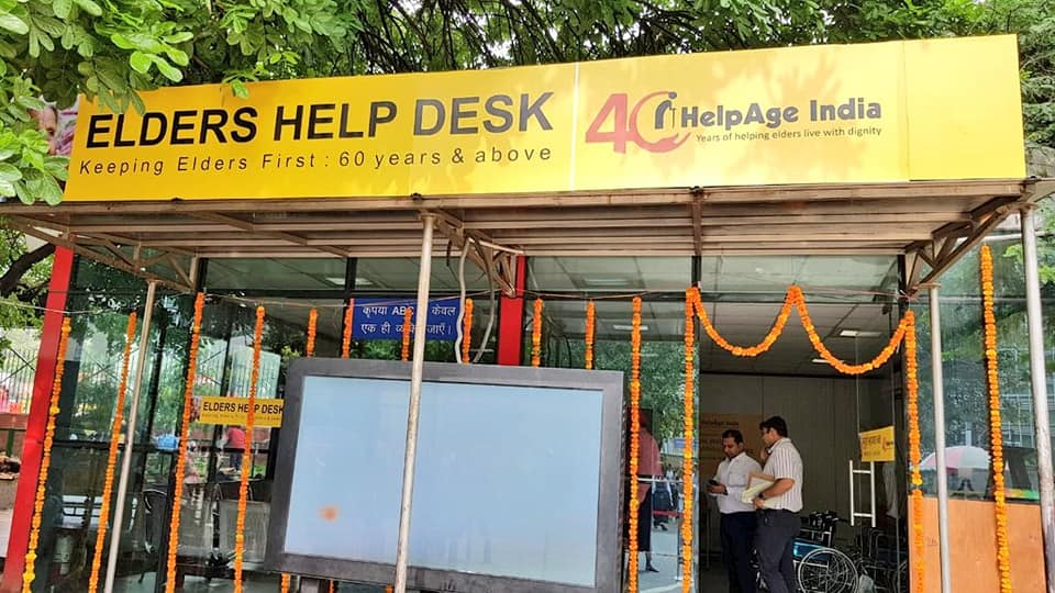 Elders Help Desk - Old Age Solutions