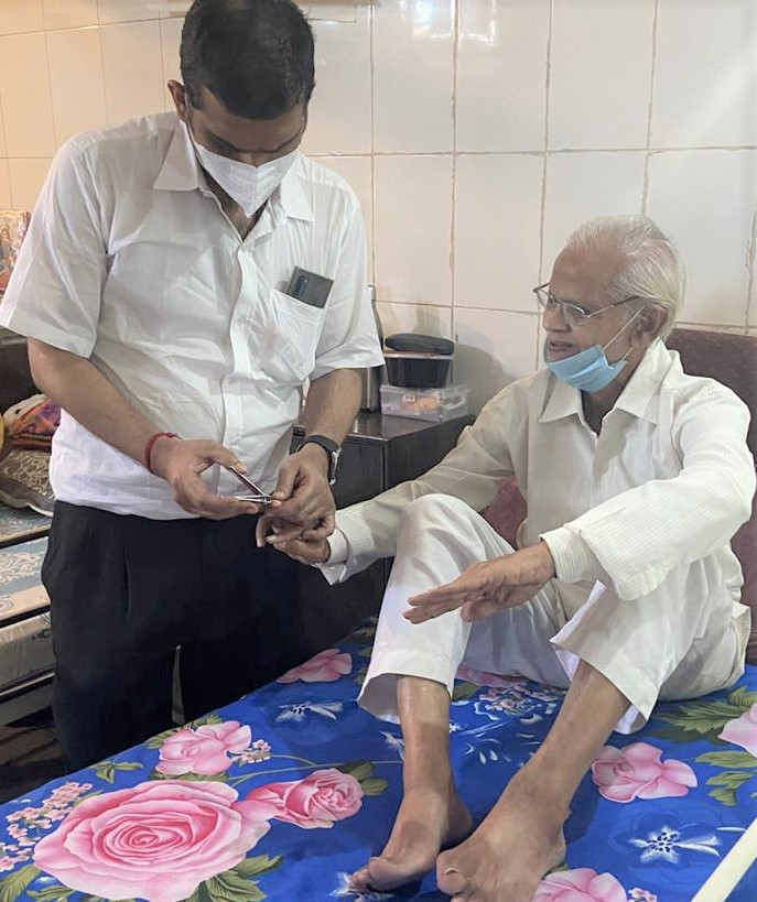 personal care for dementia patient